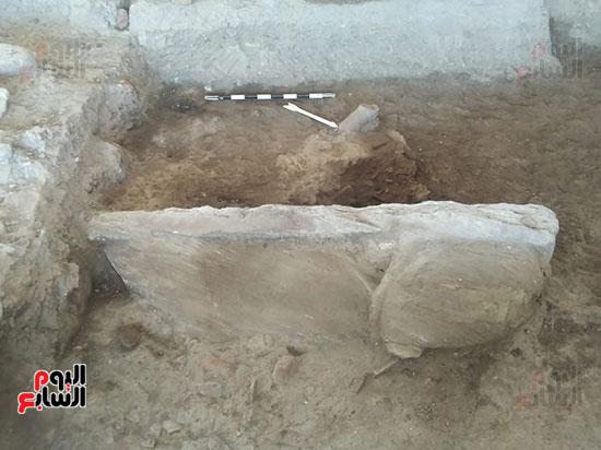 Surgem as primeiras fotos da Esfinge enterrada no Egito 1