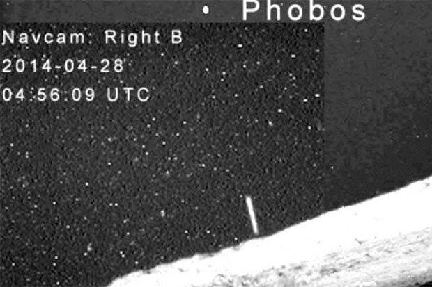 NASA, SpaceX e sondas de Marte sabotadas: Alegações de que missões foram sequestradas por OVNIs Mars-Russian-probe-1450710