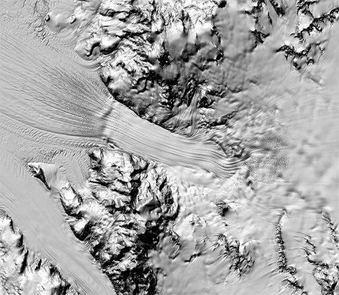 Novo mapa da Antártica em altíssima resolução poderá ser ótima ferramenta para encontrar anomalias no continente gelado 1