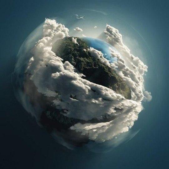 a nova Terra