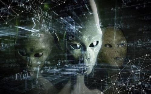 Os alienígenas conseguirão ler as mensagens já enviadas