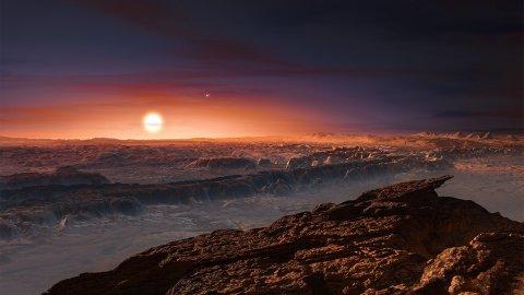 O exoplaneta mais próximo da Terra pode ser habitável