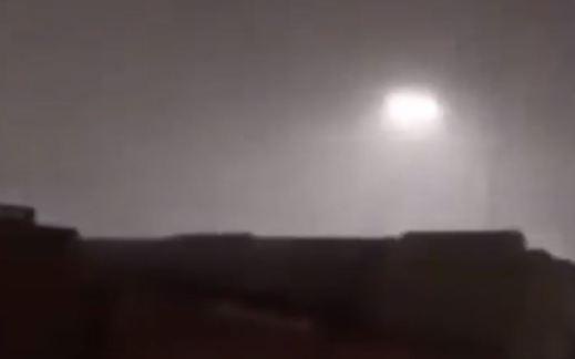 Teria começado o contato extraterrestre? OVNIs são filmados sobre Rosarito - México