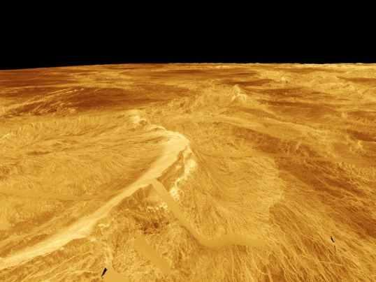 NASA quer enviar humanos até Vênus - Veja porque esta é um ótima ideia 2