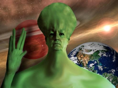Veja porque os alienígenas provavelmente virão em paz