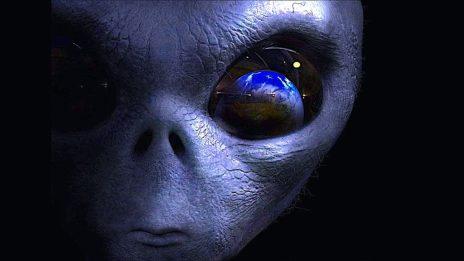 Os alienígenas já estão aqui