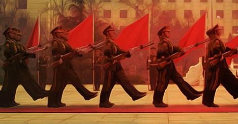 China ordena militares a se prepararem para a guerra
