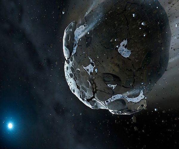 Agência espacial aumenta o risco de colisão entre asteroide e a Terra