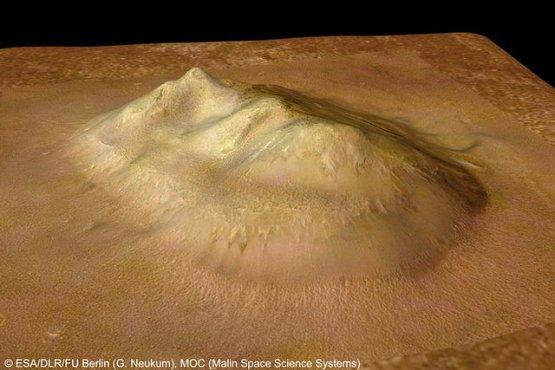 A Face de Marte foi prevista em um gibi de 1958 4
