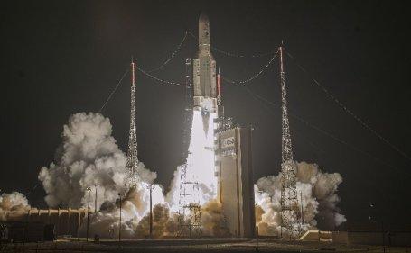 Começou missão de 7 anos até o planeta Mercúrio