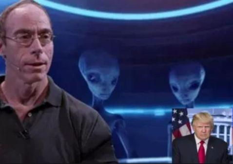 informou Trump sobre OVNIs e a existência de vida alienígena