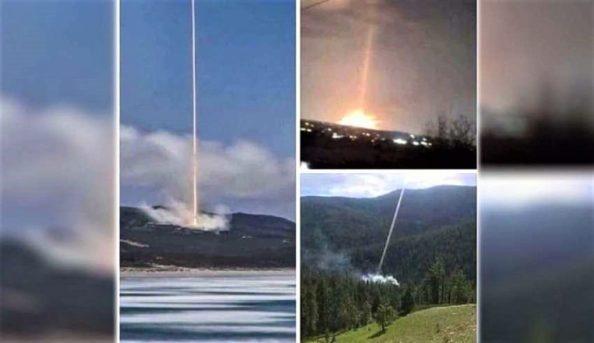 Poderiam os incêndios da Califórnia terem sido causados por armas de energia dirigida?