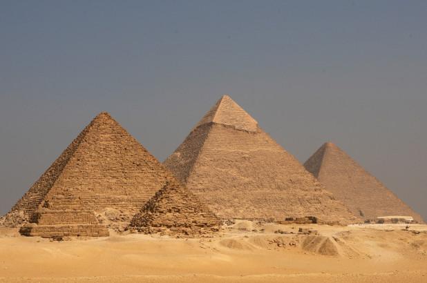 pirâmides do Egito podem ter sido construídas 5.000 anos antes