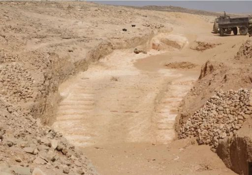 como os antigos egípcios construíram as pirâmides