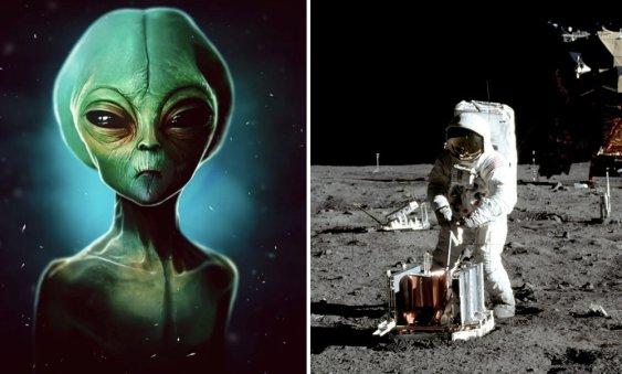Homem que montou sistema de comunicação para a NASA fala sobre os extraterrestres