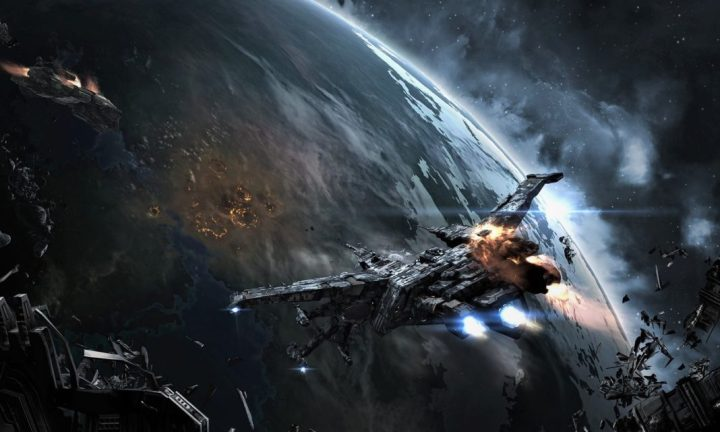Começou uma guerra espacial