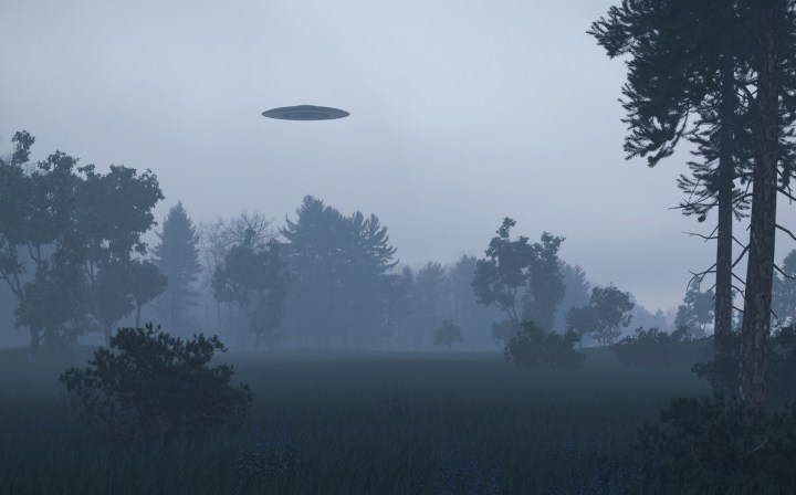 Por que o extraterrestres vêm ao nosso pequeno planeta?