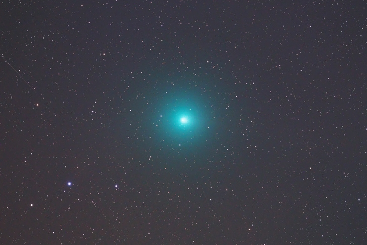"""""""Cometa do Natal"""" está em seu ponto mais próximo da Terra"""