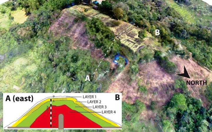 É revelado sítio megalítico que pode ter 28.000 anos