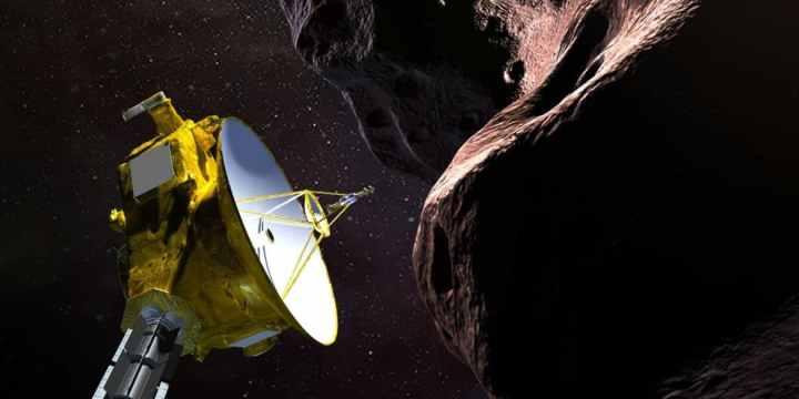 Sonda da NASA realizará missão histórica no dia do Ano Novo