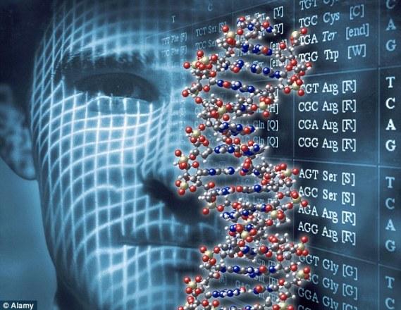 Inteligência Artificial descobre evidência de espécies desconhecidas no DNA Humano