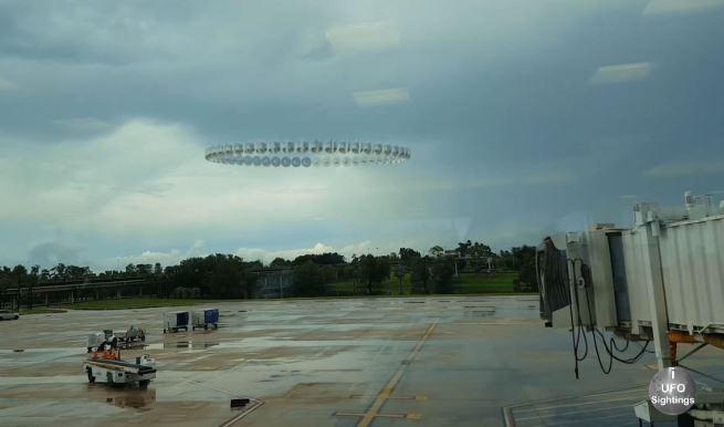 Seriam mesmo drones a causa dos atrasos nos aeroportos do Reino Unido