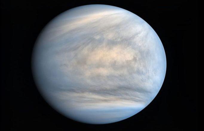 Cientistas descobrem estruturas gigantes entre as nuvens de Vênus Venus-567010702_6-e1547314731504
