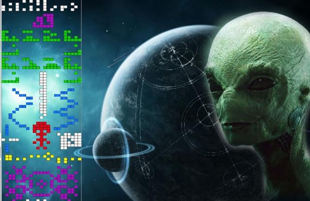 As linguagens alienígenas