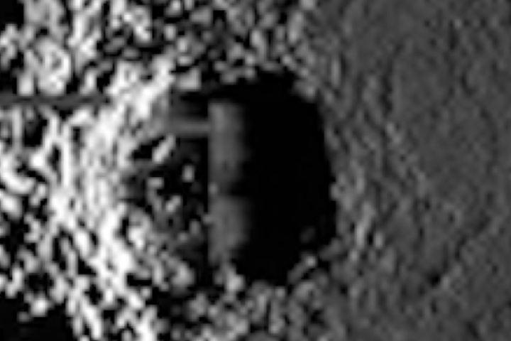 Objeto encontrado em Mercúrio desperta suspeitas de base alienígena
