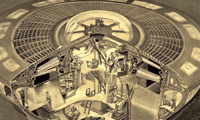 O gênio que patenteou projetos de discos voadores