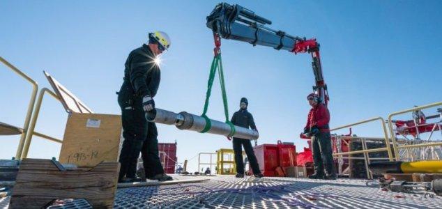 Cientistas ganham acesso a misterioso lago na Antártica.