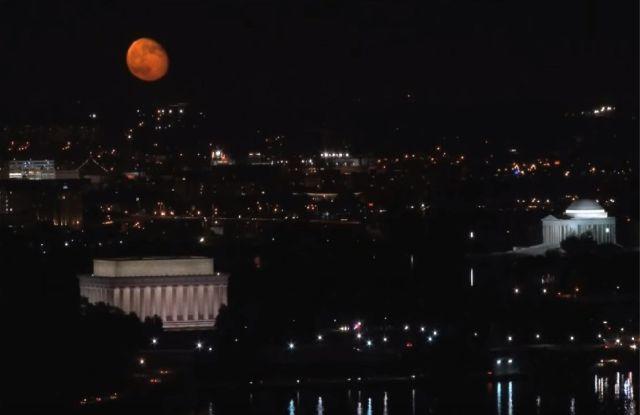 o eclipse lunar deste janeiro é considerado um sinal do fim do mundo