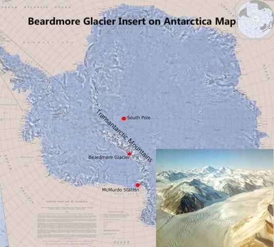 Membro de força especial da Marinha revela missão secreta em antiga estrutura enterrada na Antártica 1