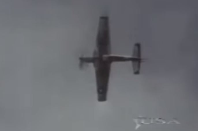 O Caso Mantell: Piloto que perseguiu OVNI e não retornou