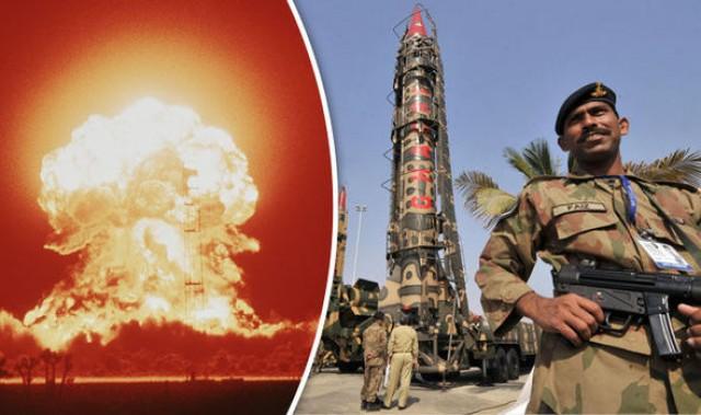 a Índia e o Paquistão poderiam acabar com o mundo como o conhecemos por meio de uma guerra nuclear