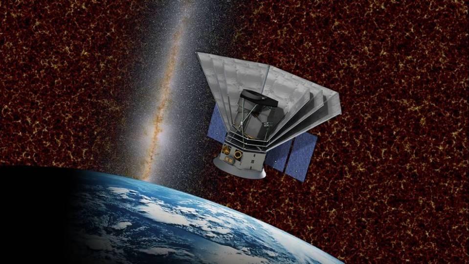 NASA irá procurar pela origem do universo