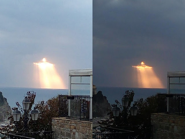 Fenômenos celestes raros são vistos ao redor do mundo 3