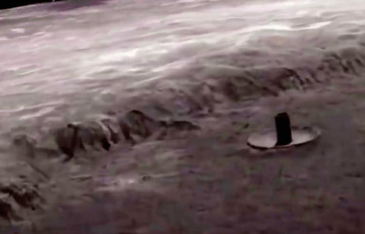 """Documentário da National Geographic anuncia: """"Existem Alienígenas na Lua"""" 4"""