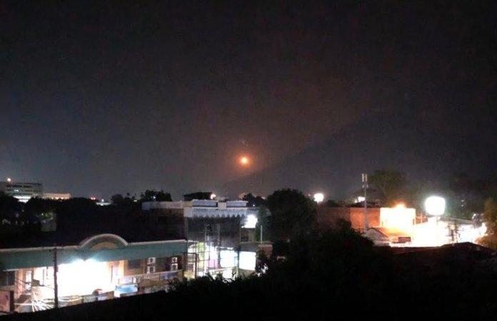 OVNI é filmado ao lado de vulcão em El Salvador