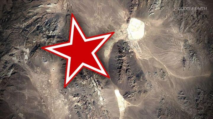 Os russos acabaram de voar sobre a Área 51
