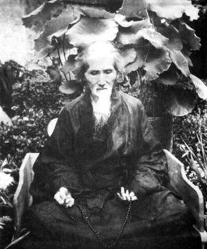 Monge budista de 119 anos descreveu sua experiência com OVNIs