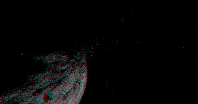 NASA fica chocada com descoberta na superfície de um asteroide