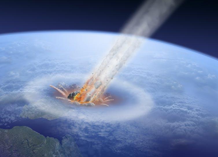 O que seria necessário para acabar com toda a vida em um planeta