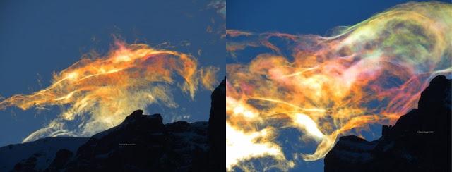 Fenômenos celestes raros são vistos ao redor do mundo 4
