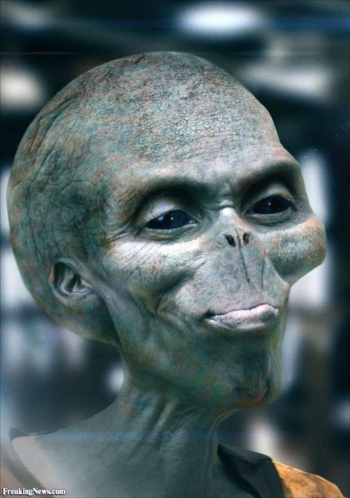 Seria esta a resposta para quem realmente são os alienígenas? 1