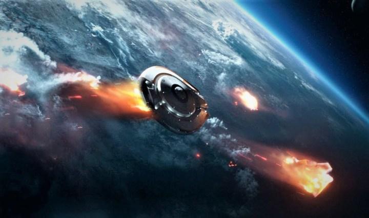 O meteoro que caiu no Peru pode ter sido uma nave alienígena
