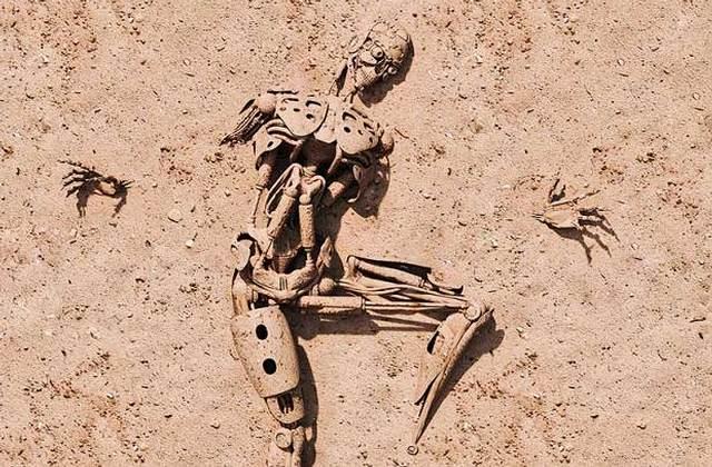 As máquinas dos deuses: Existiram robôs na antiguidade?