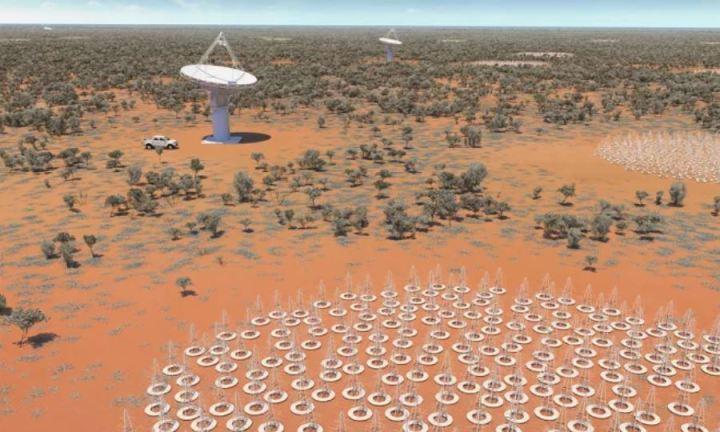 Investimento bilionário entre vários países é feito para descobrir vida extraterrestre
