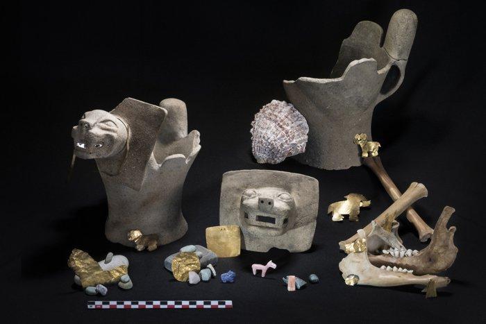 Uma religião misteriosa pré-datou os Incas por 500 anos, revela uma impressionante descoberta em lago 2
