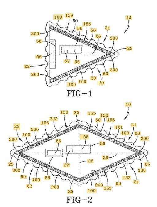Marinha dos EUA secretamente projetou uma nave com tecnologia super avançada que lembra um OVNI, revelam documentos 1